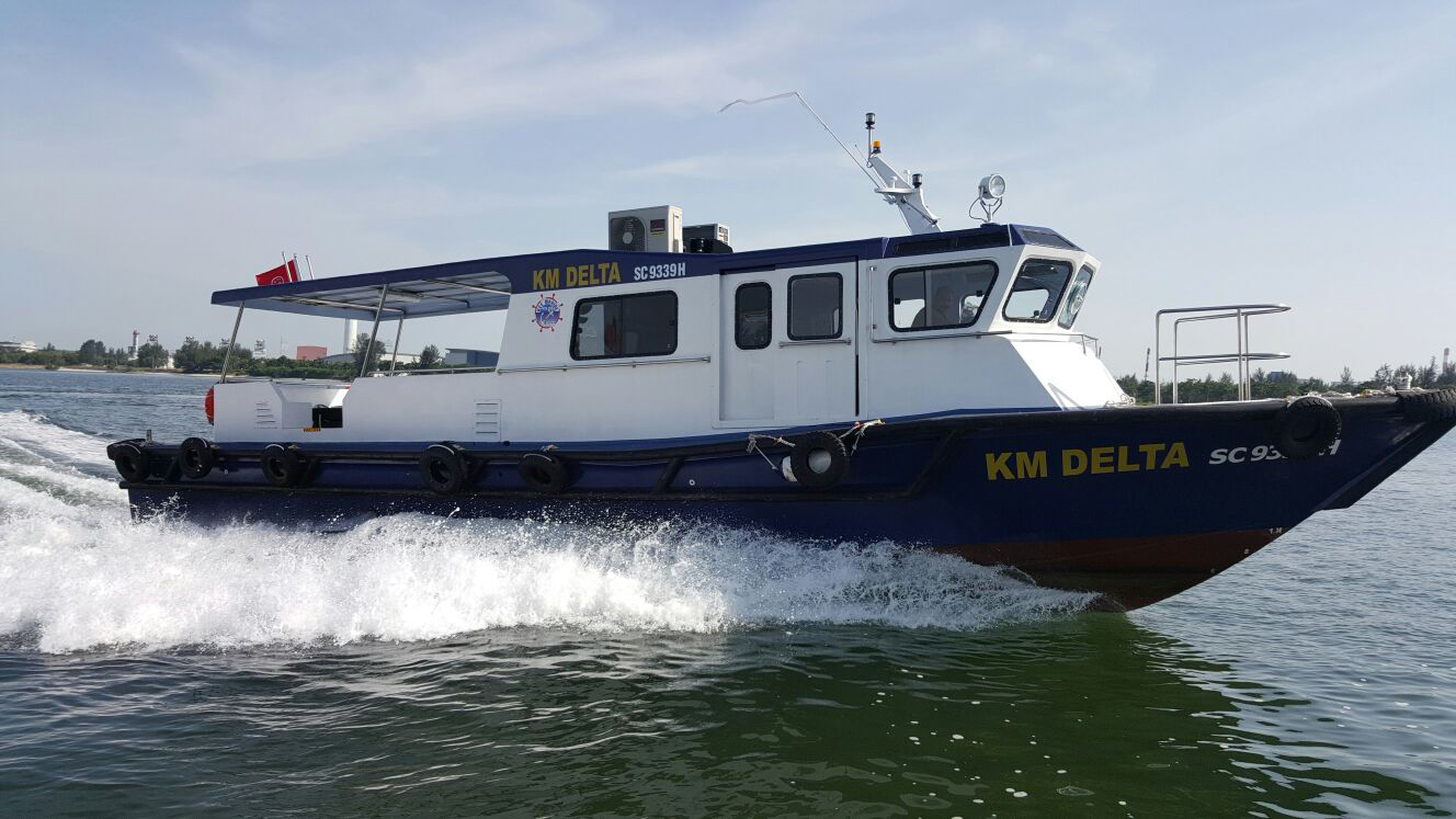 Keemarine – Singapore's leading 24 knots VIP speed craft n tugboat